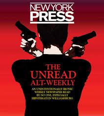 NY PRESS RED